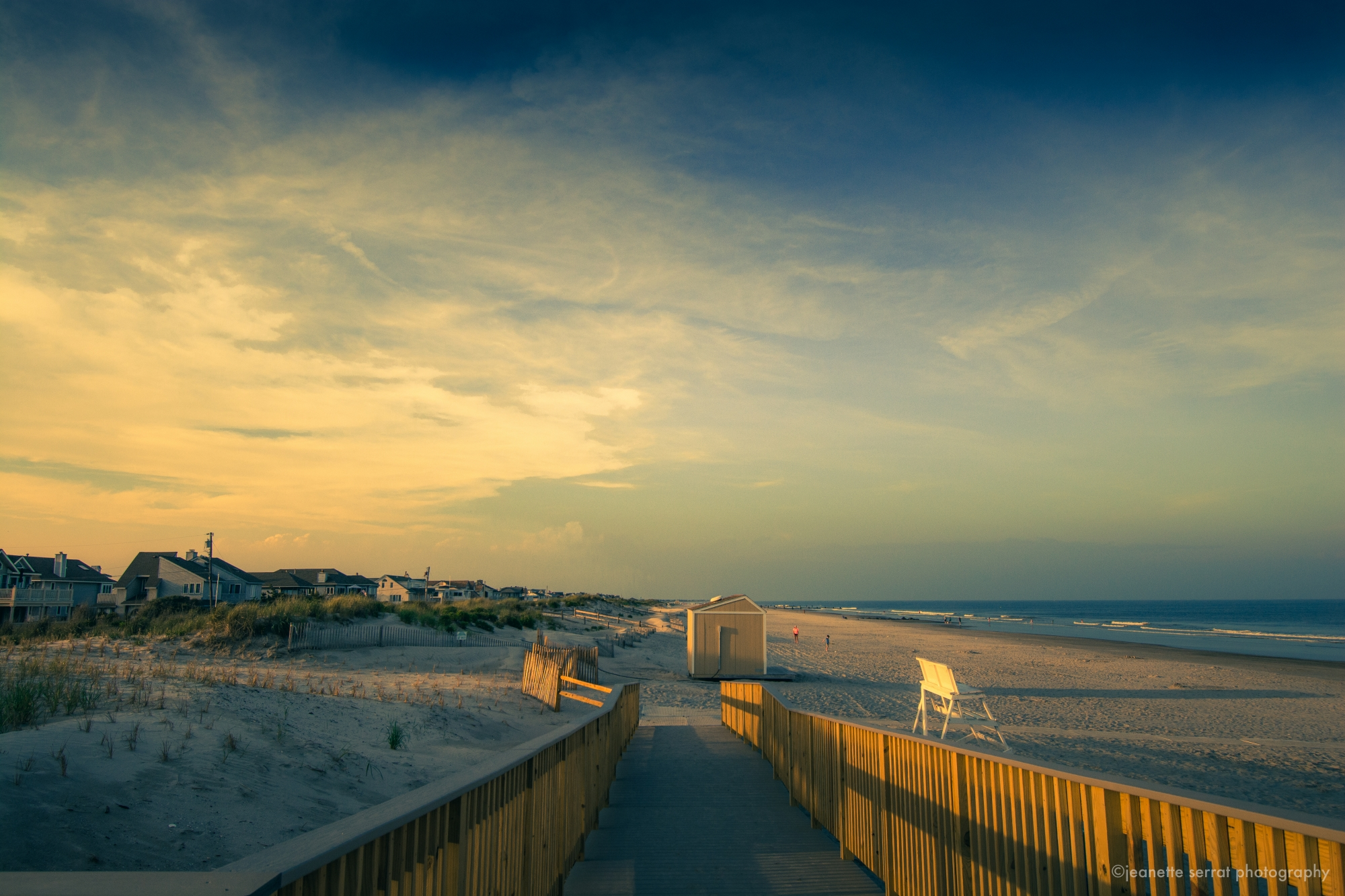 Stone Harbor Beach Walk